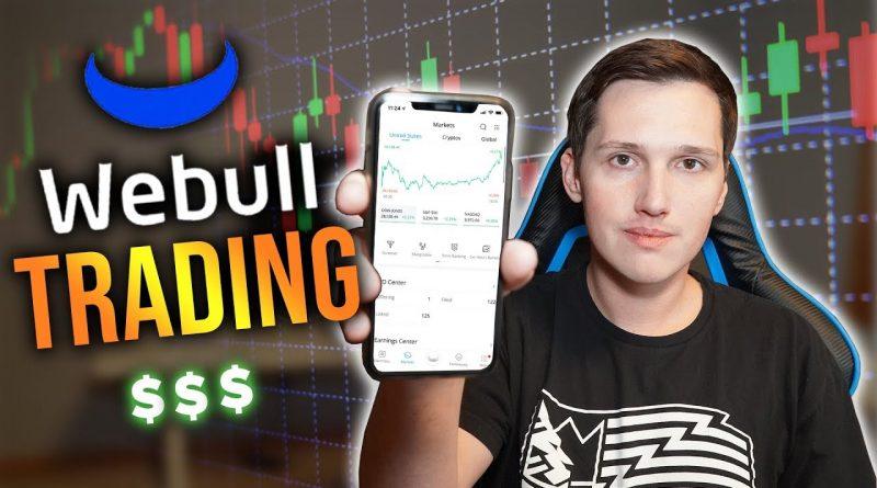 Webull Trading Tutorial + App Review [Beginner Friendly]