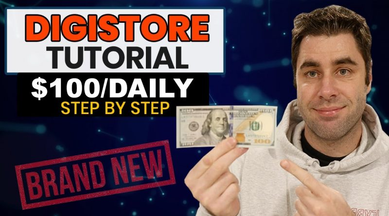 DigiStore For Beginners: Make $100+ Per Day From DigiStore In 2020