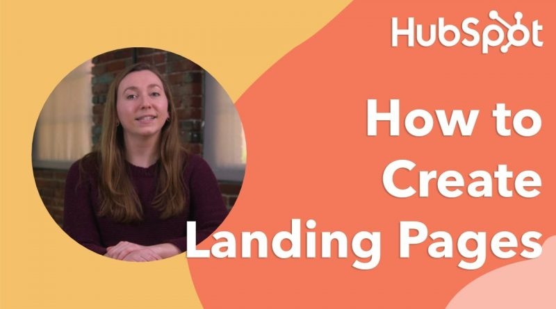 How to Create Great Landing Pages