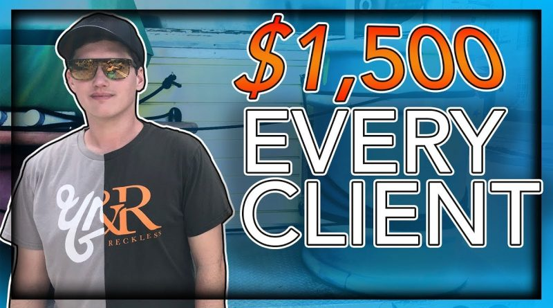 This Is How We Outsource $1,500/m Clients (Step-by-Step)
