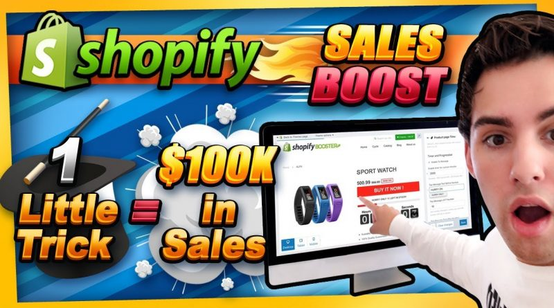 How We Took Our Shopify Dropshipping Stores From $0 To $100K