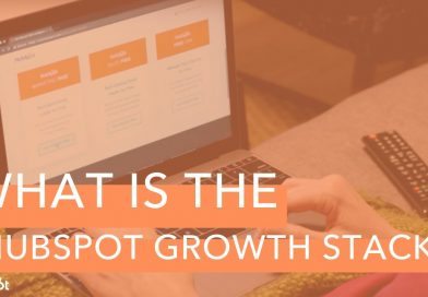 What is the HubSpot Growth Stack?