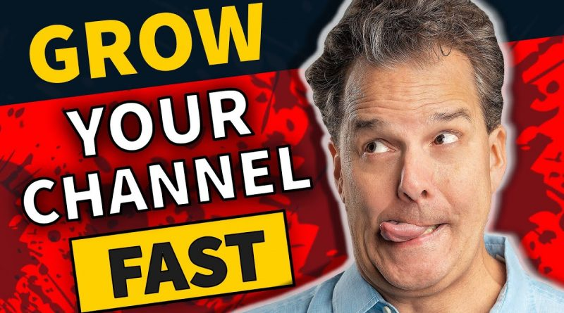 How to Grow Your YouTube Channel – New Strategies!