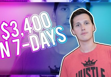 He Made $3400 Dollars PROFIT In 7 Days!