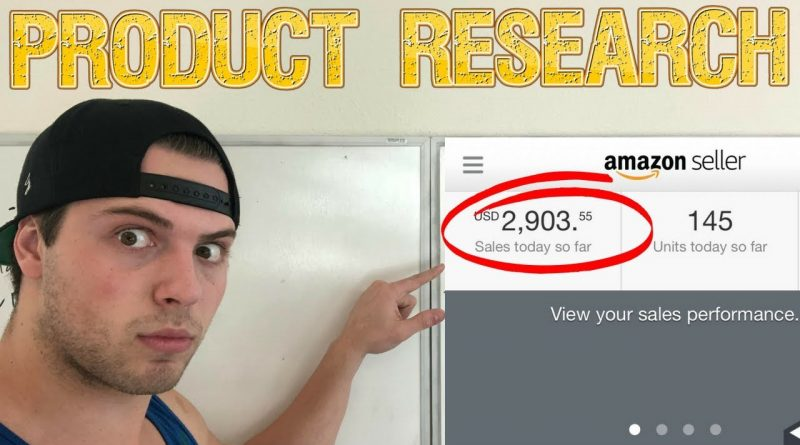How A 7-Figure Seller Finds Products To Sell On Amazon FBA