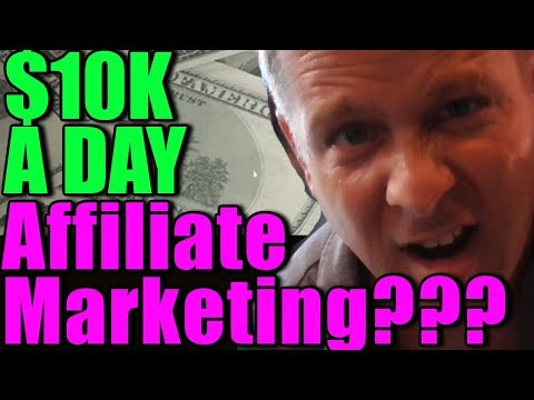 Can You Make $10k Per Day With CPA Marketing???