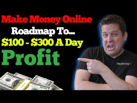 Make Money Online – The Simple Sites Roadmap To $100 – $300 In Daily Profits (NEW)