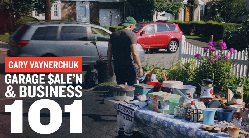 Garage Sale'n And Business 101