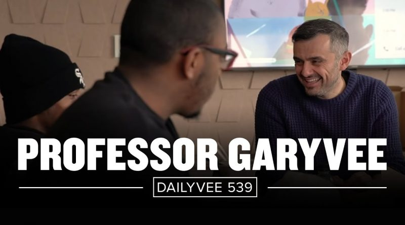 My Version Of Business School With Students and CEOs | DailyVee 539