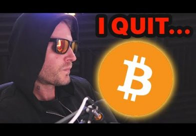 BITCOIN IS DONE. I Sold EVERYTHING. (Here's Why)