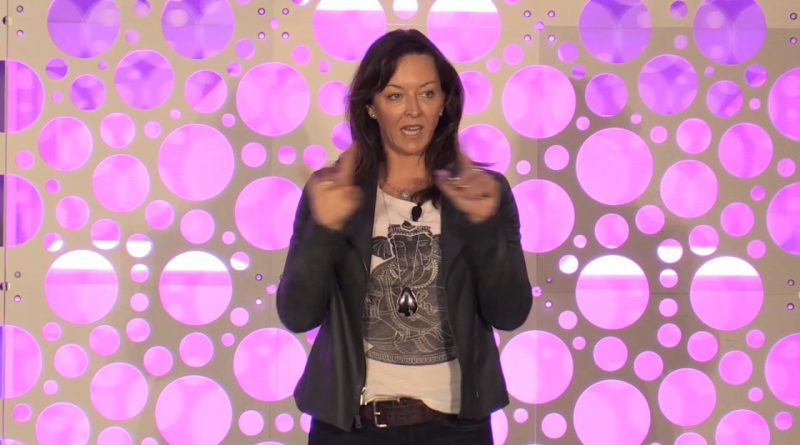 """INBOUND 2016: Anese Cavanaugh – """"Showing Up for Leadership: Your Presence is Your Impact"""""""