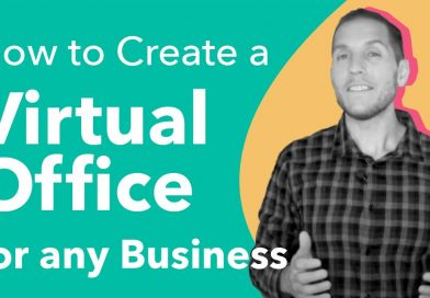 How to create a virtual office for any business