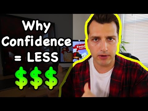 Why Being Confident Makes You LESS Money Online (Live Q+A)